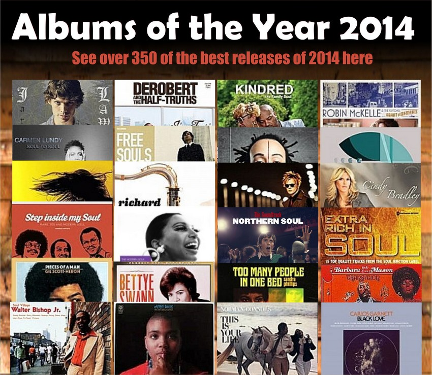 albums of the year 2014 banner