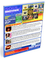 The Soul Brother printed Catalogue