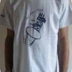 Grey T Shirt Large Sax - Xxl 1