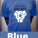 Original Soulboy Adapter T -Shirt Blue - M 1