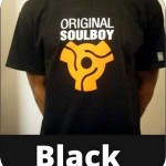 Original Soulboy Adapter T -Shirt Black - M 1