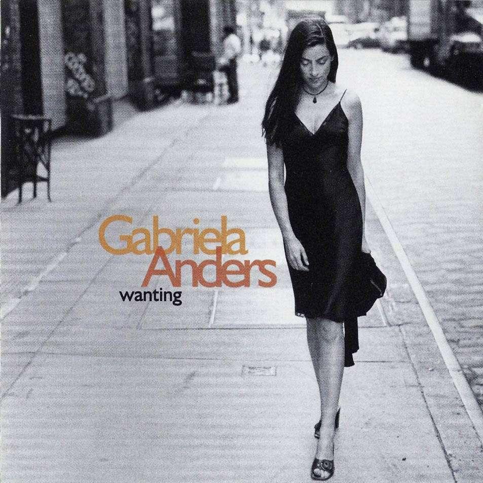 Gabriela Anders Wanting Cd Music Warner Brothers