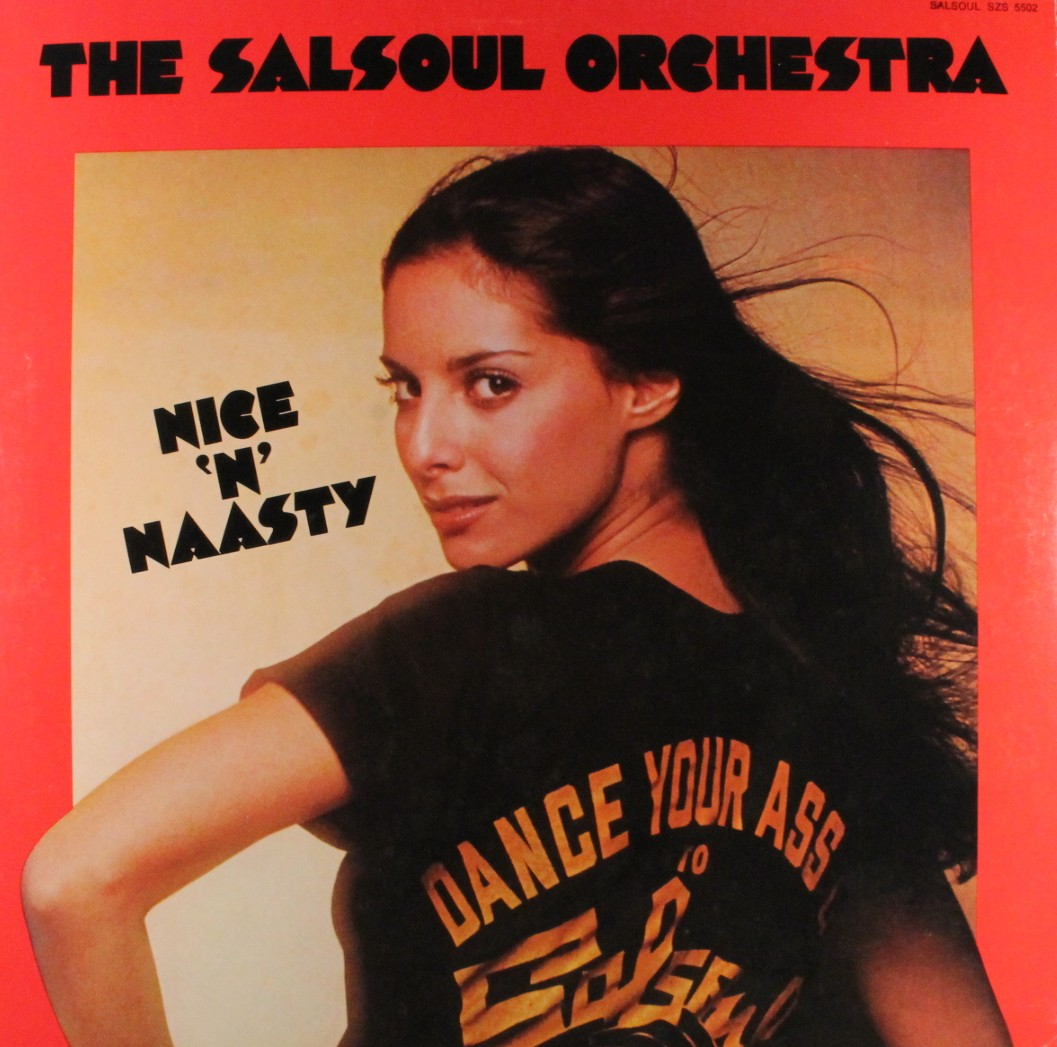 Salsoul Orchestra Nice N Nasty Cd Music Big Break