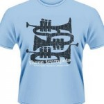 3 Trumpets T -Shirt- Extra Large 1