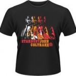 John Coltrane -Stardust T-Shirt Medium 1