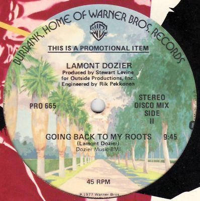 dozier singles Holland dozier holland / 45th anniversary box set  the famous songwriting and production team of lamont dozier and  hot wax and music merchant us singles.