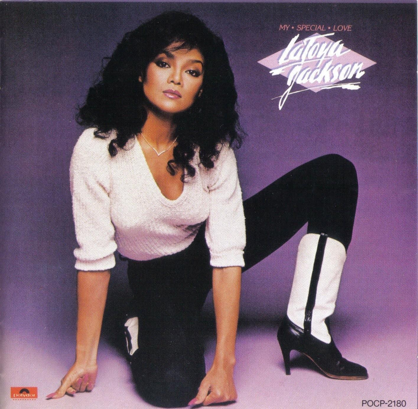Latoya Jackson My Special Love Lp Music Polydor