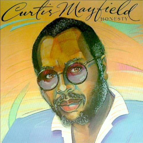 Curtis Mayfield Honesty Lp Music Boardwalk Entertainment