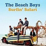 "Surfin Safari (180Gm Transparent Blue Vinyl + Bonus 7"")"