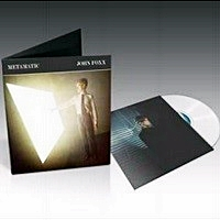 Metamatic (180Gm Whitev Vinyl Numbered)