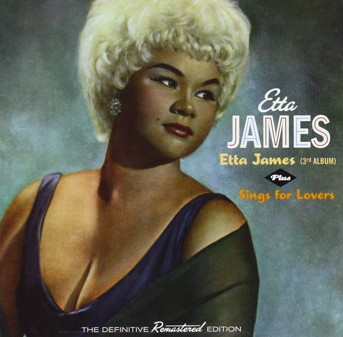 Etta James Etta James 3rd Album Plus Sings For Lovers