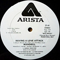 Mandrill - Having A Love Attack / Don't Stop / Stay Tonite