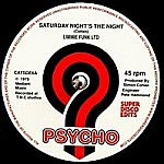 I Can'T Turn You Loose/Saturday Night'S The Night