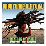 Rhythms Of Africa (Drums Of Passion/Zungo/Flaming Drums)