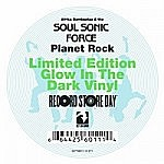 Planet Rock (Glow In The Dark Vinyl) (Bf Rsd)