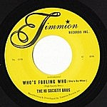 Whose Fooling Who/Down On Lovers Road (Instrumental)