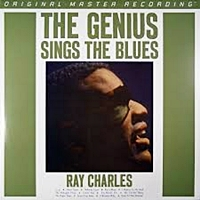 Ray Charles The Genius Sings The Blues Cd Music