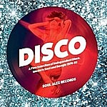 Soul Jazz Presents Disco