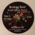 Broken Beat (Original/Kaidi Tatham Remix) Numbered Ltd Edition