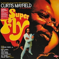 Curtis Mayfield Superfly 180gm Lp Music Charly