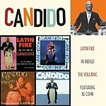 Latin Fire/In Indigo/The Volcanic/Candido Ft Al Cohn