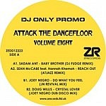Joey Negro Attack The Dancefloor Volume 8