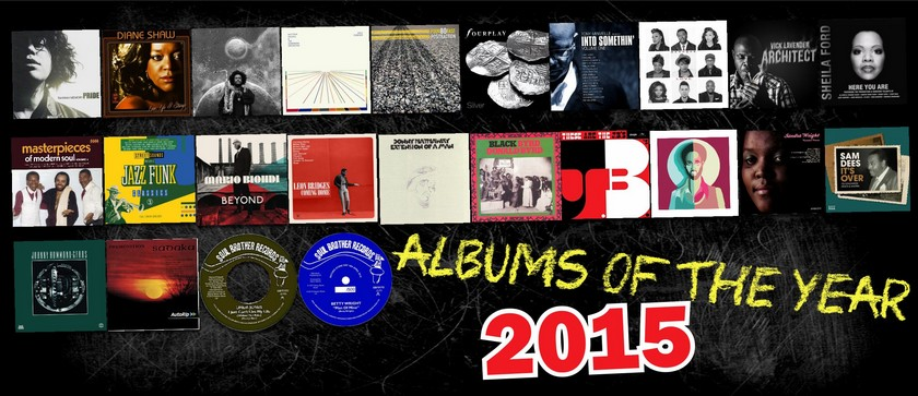 albums of year 2015 banner