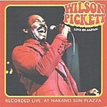 Wilson Pickett Live In Japan
