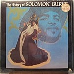 The History Of Solomon Burke
