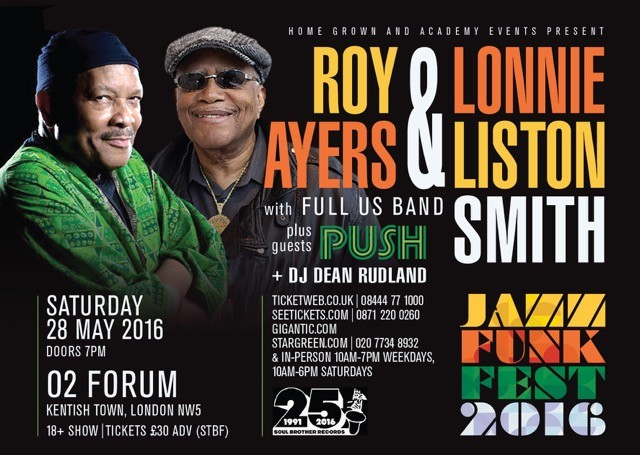 roy ayers ll smith poster