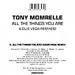 All The Things You Are (Louie Vega Remixes) Rsd 2016 Signed Copy