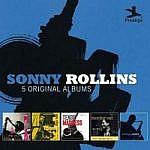 Sonny Rollins 5 Original Albums
