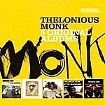 Thelonious Monk 5 Original Albums