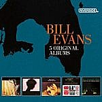 Bill Evans 5 Original Albums