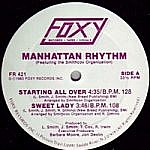 Starting All Over / Sweet Lady / Dancin' In The Monnlight / Manhattan Rhythm
