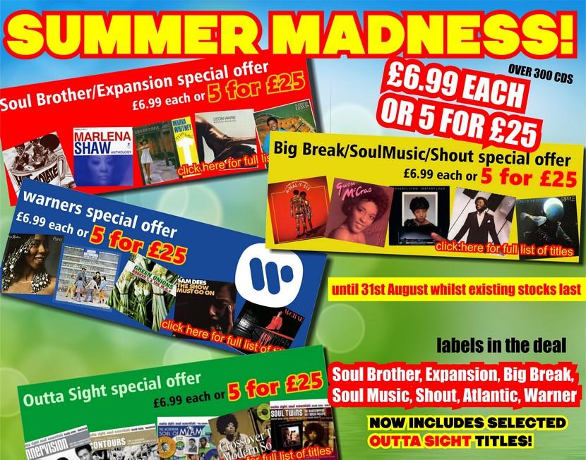 summer madenss banner