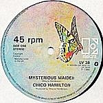 Mysterious Maiden/Strut/Magic Fingers (Pic Cover)
