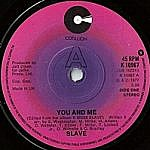 You And Me/Son Of Slide