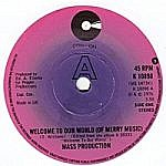 Welcome To Our World(Of Merry Music)/Magic